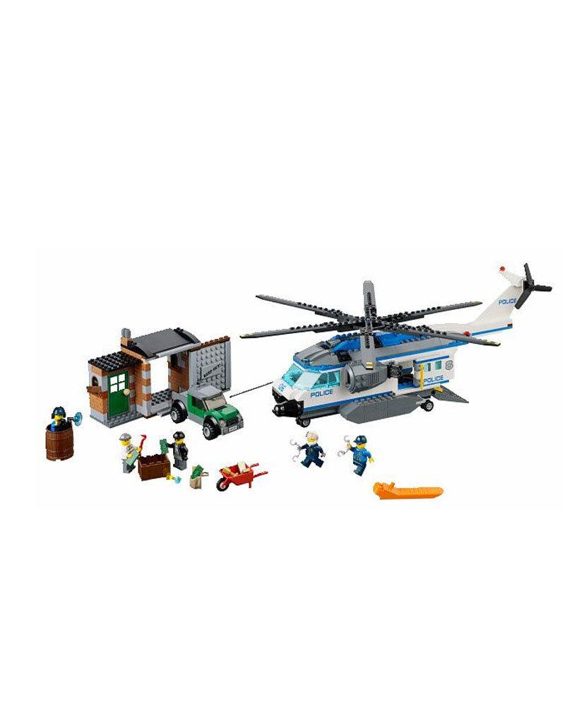 LEGO LEGO 60046 Helicopter Surveillance CITY