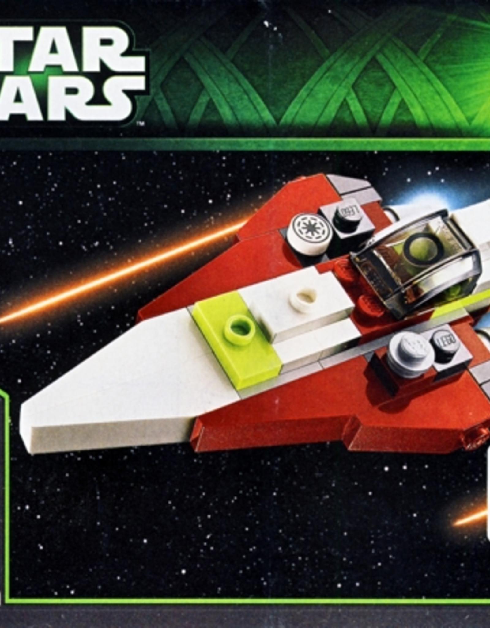 LEGO LEGO 75006 Jedi Starfighter & Planet Kamino STAR WARS