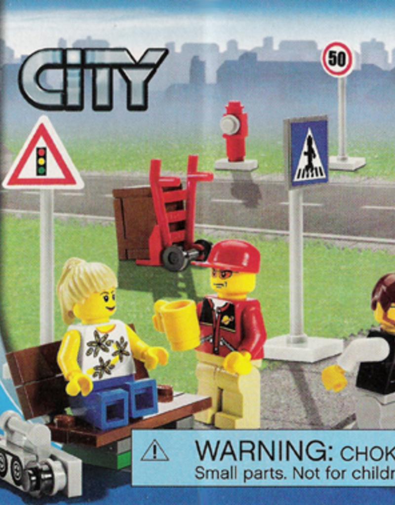 LEGO LEGO 8401 City Minifigure Collection CITY