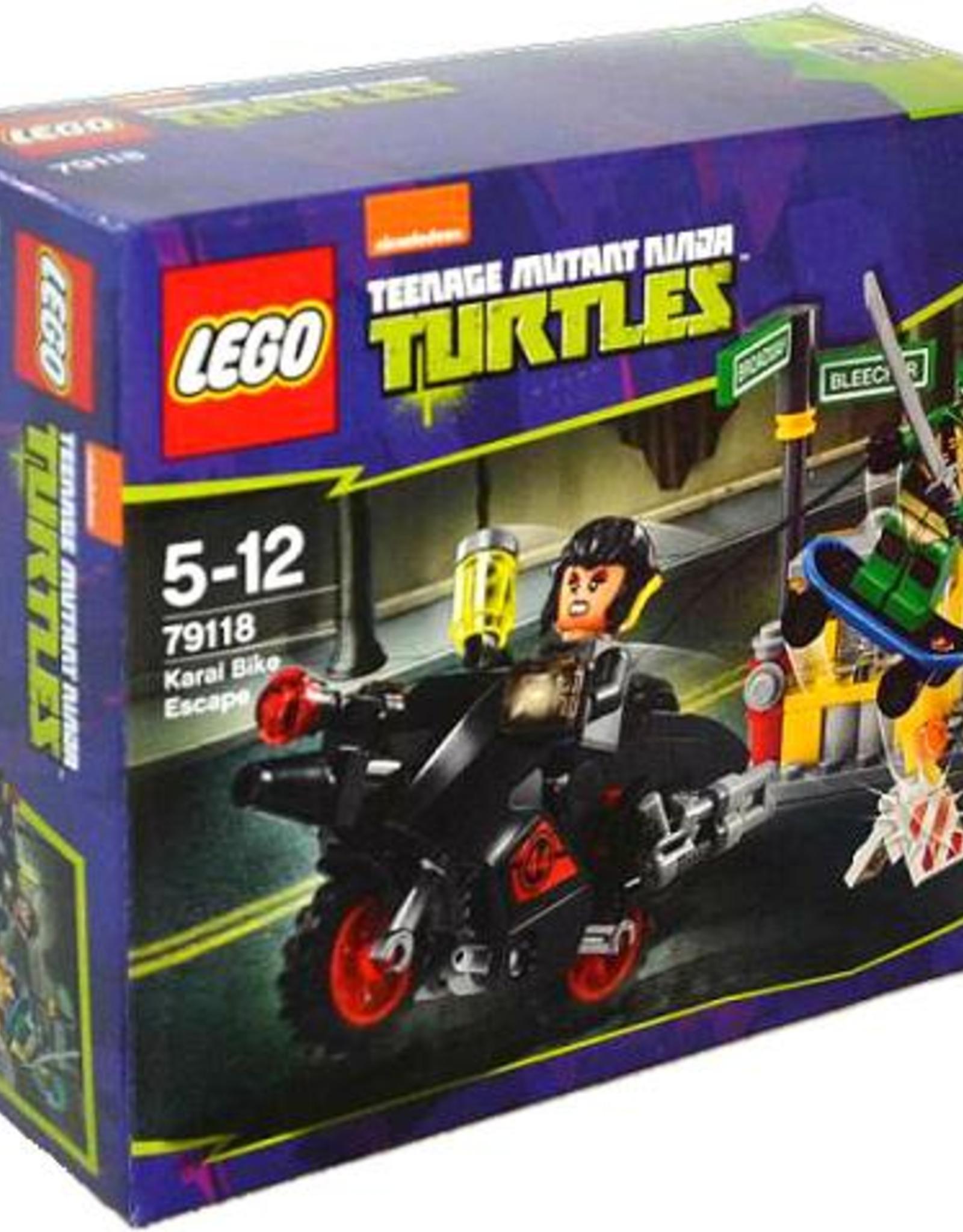 LEGO LEGO 79118 Karai Bike Escape TURTELS