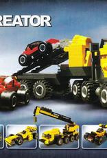 LEGO LEGO 4891 Highway Haulers CREATOR
