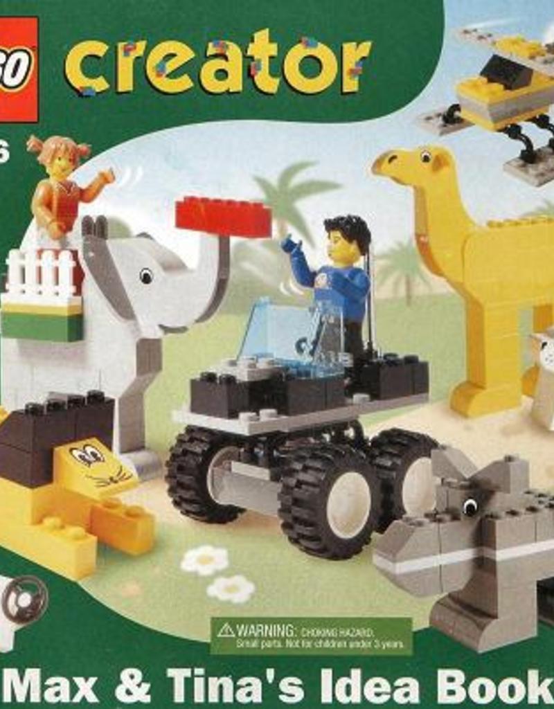 LEGO LEGO 4116 Animal Adventures CREATOR
