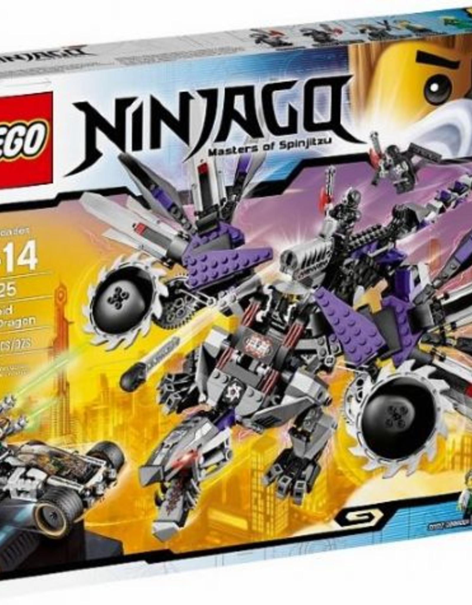 LEGO LEGO 70725 Nindroid MechDragon NINJAGO