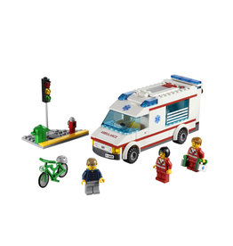 LEGO 4431 Ambulance CITY