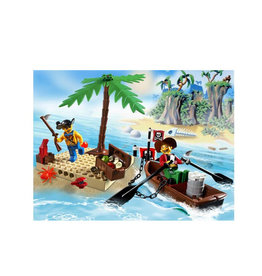 LEGO 7071 Treasure Island 4JUNIORS