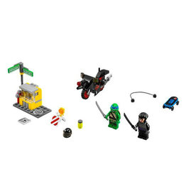 LEGO 79118 Karai Bike Escape TURTELS