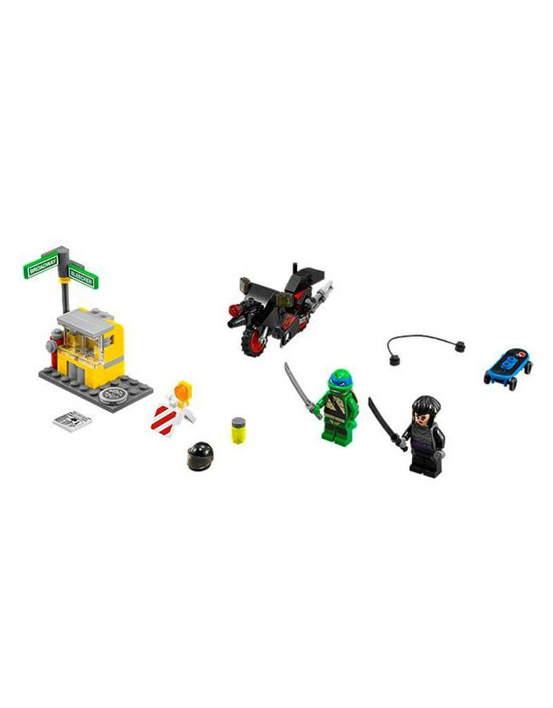 LEGO LEGO 79118 Karai Bike Escape TURTELS