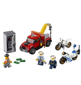 LEGO 60137 Tow Truck Trouble CITY
