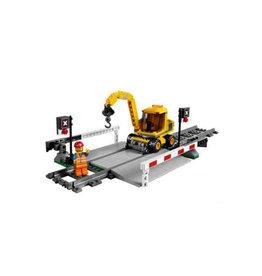 LEGO 7936 Spoorweg overgang  CITY