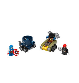 LEGO 76065 Capt. America vs. Red Skull SUPER HEROES