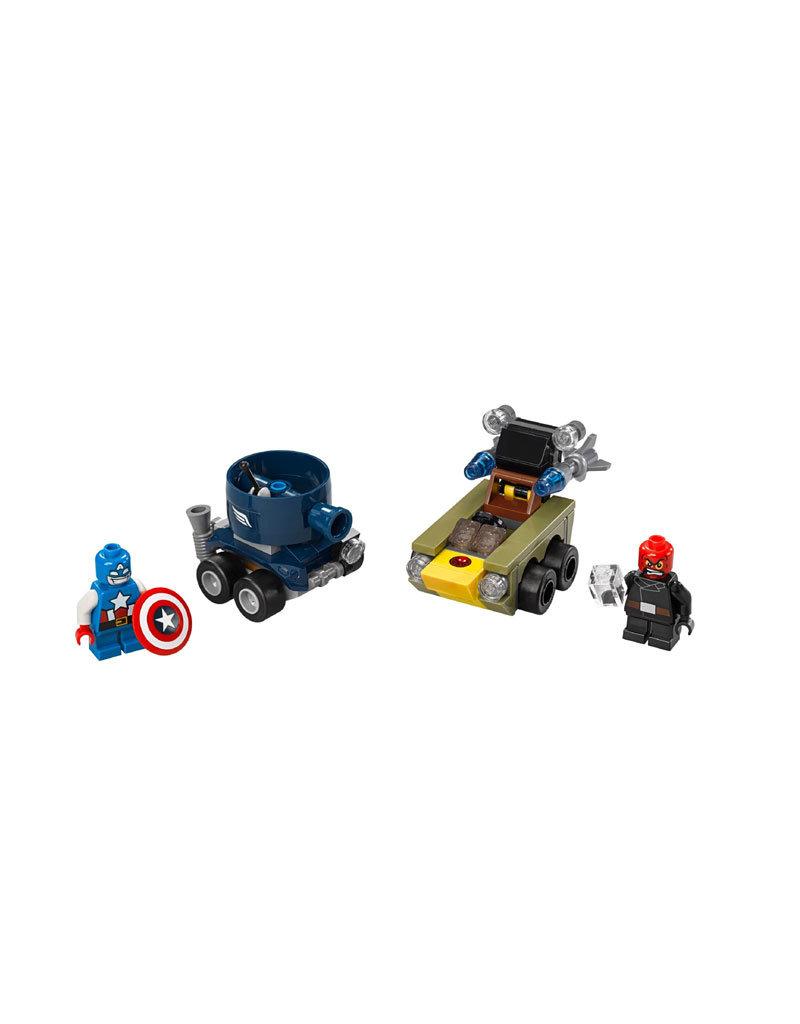 LEGO LEGO 76065 Capt. America vs. Red Skull SUPER HEROES
