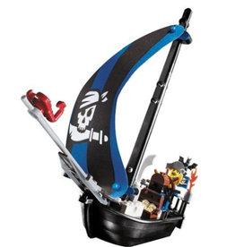 LEGO 7072 Captain Kragg's Pirate Boat 4JUNIORS