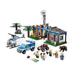 LEGO 4440 Bospolitiebureau CITY