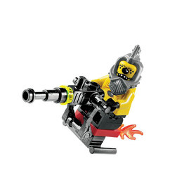 LEGO 8400 Space Speeder SPACE POLICE