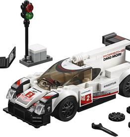 LEGO 75887 Porsche 919 Hybrid SPEED Champions