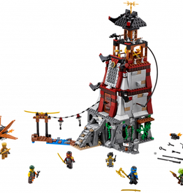 LEGO 70594 The Lighthouse Siege NINJAGO