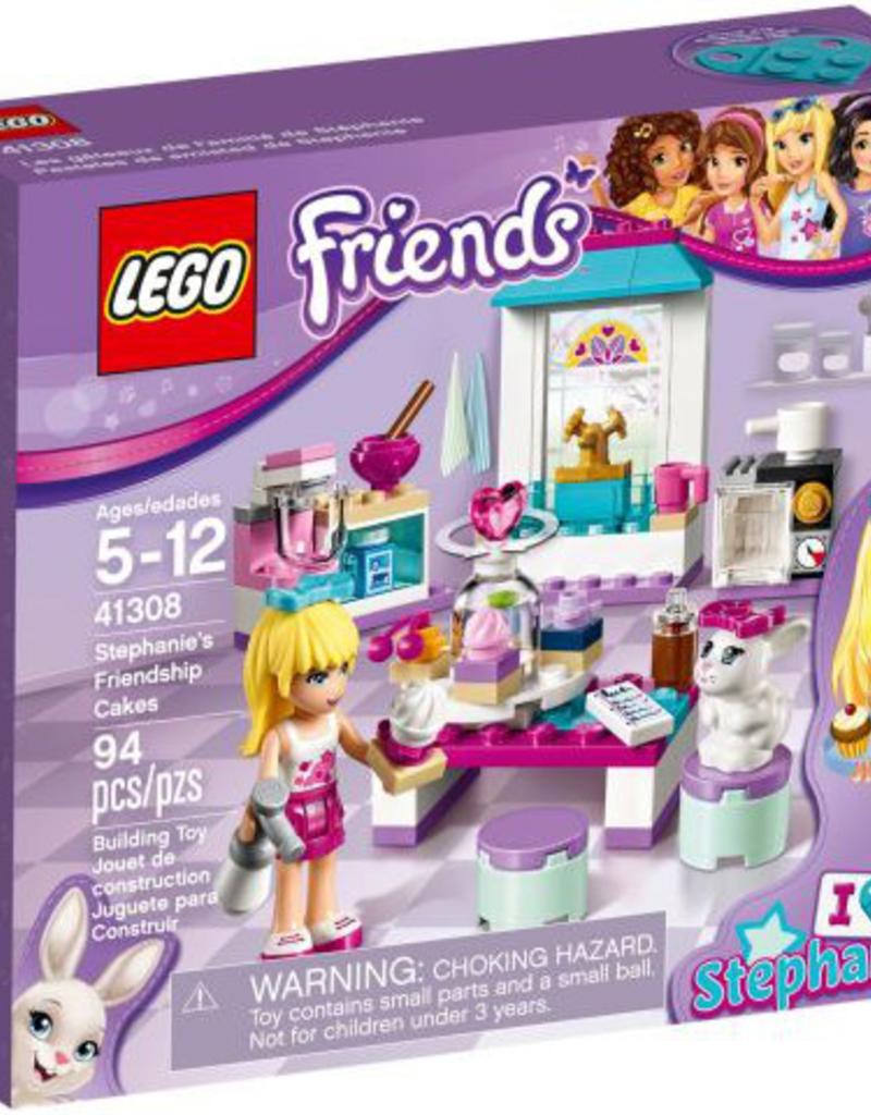 LEGO LEGO 41308 Stephanie's Friendship Cakes FRIENDS