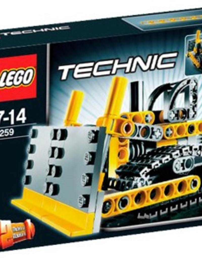 LEGO LEGO 8259 Mini Bulldozer TECHNIC