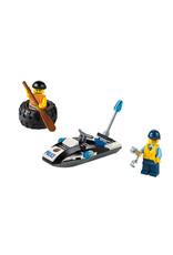 LEGO LEGO 60126 Tire Escape politie CITY