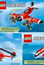 LEGO LEGO 31047 Propellor Plane CREATOR