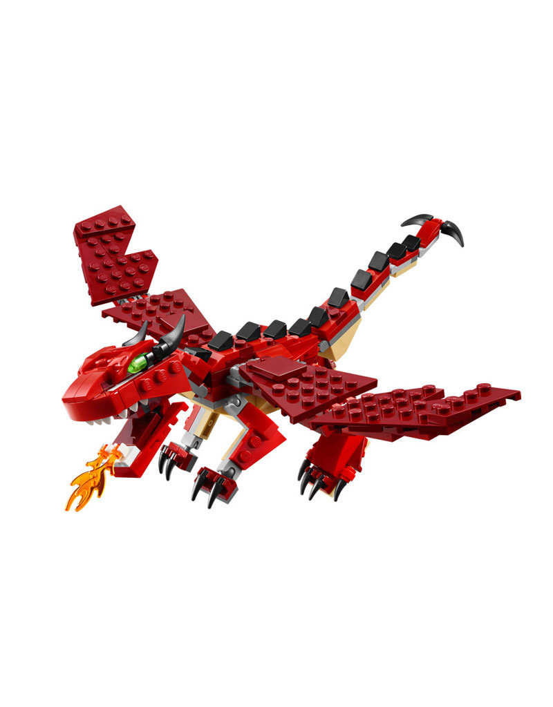 LEGO LEGO 31032 Red Creatures CREATOR