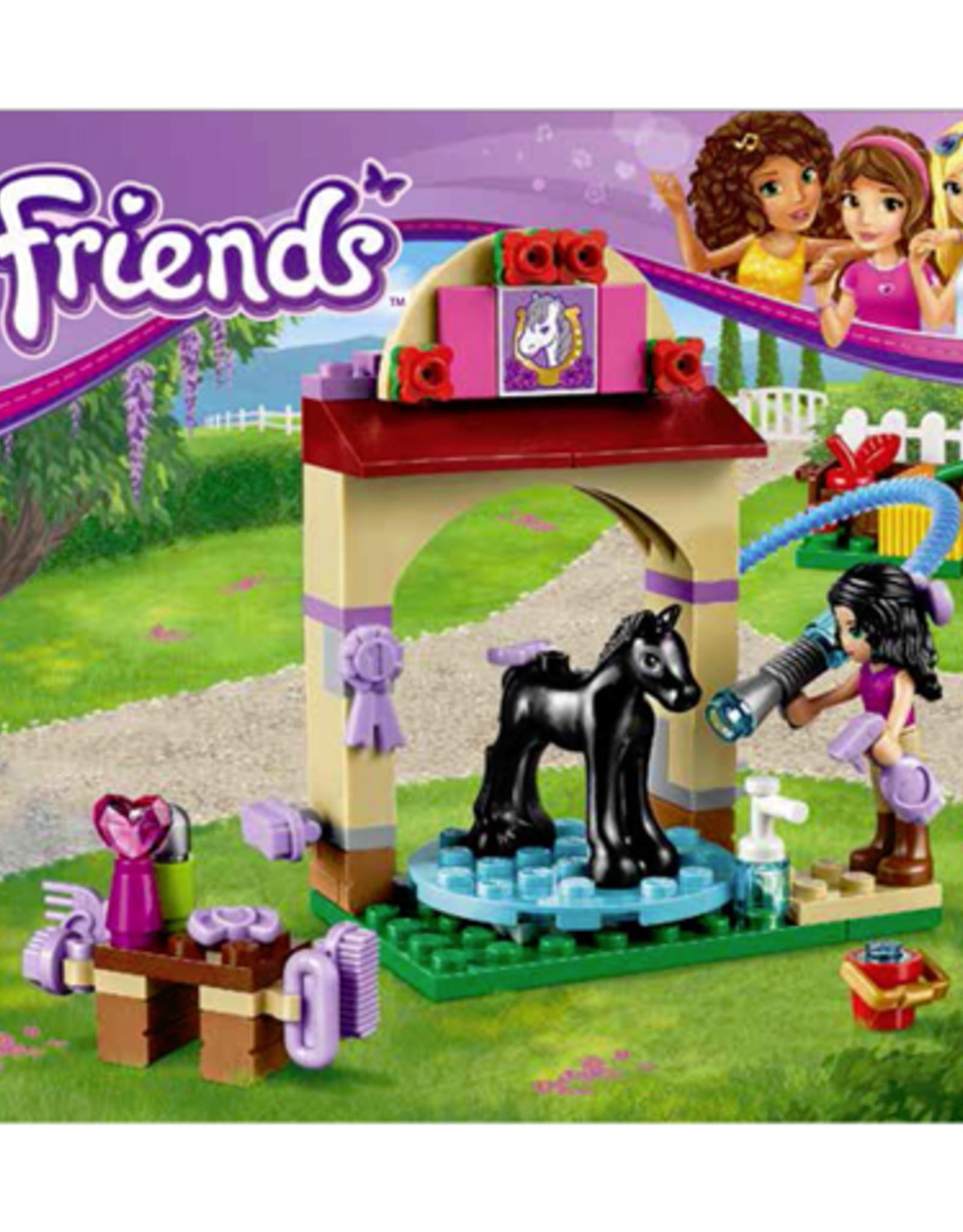 LEGO LEGO 41123 Foal's Washing Station FRIENDS