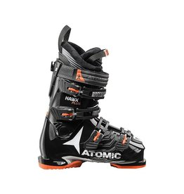 ATOMIC Skischoenen ATOMIC Hawx 1.0 Plus zw/oranje Gebruikt