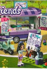 LEGO LEGO 41332 Emma's Art Stand club FRIENDS