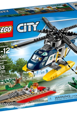 LEGO LEGO 60067 Helicopter Pursuit CITY