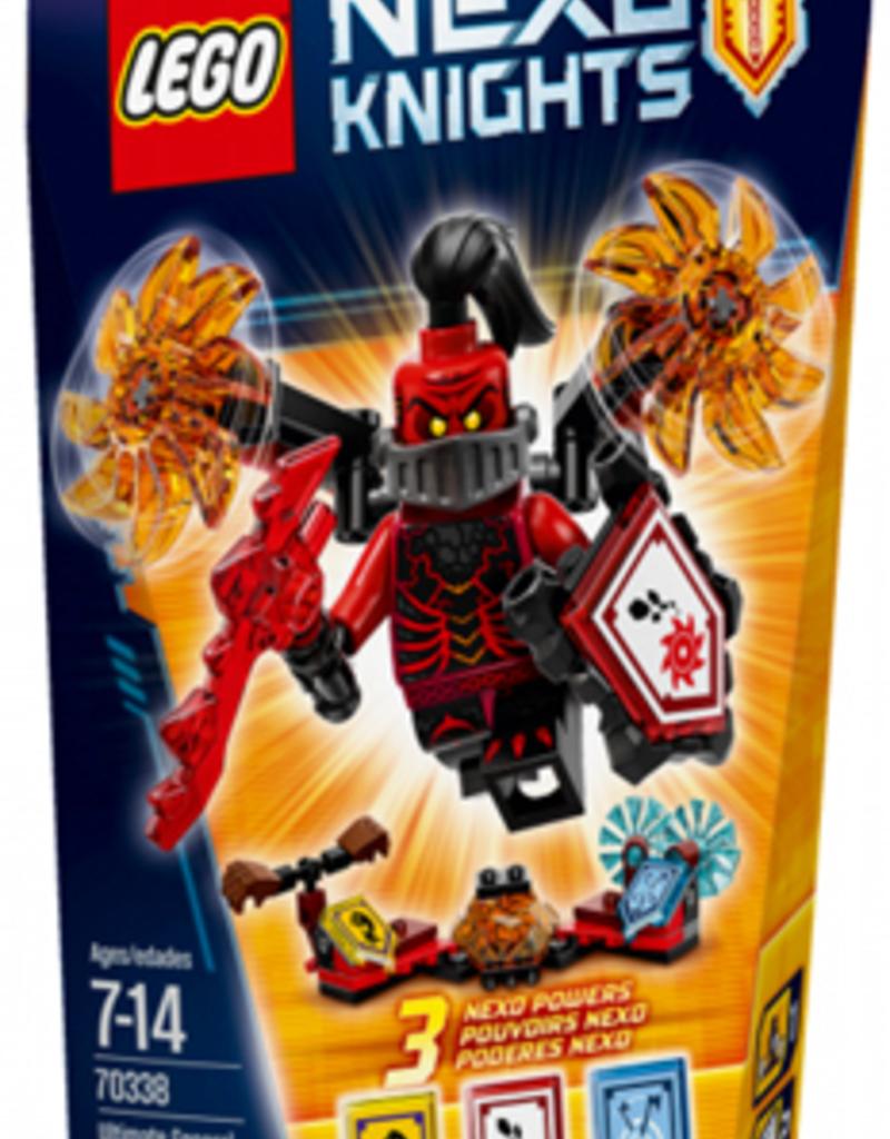 LEGO LEGO 70338 Ultimate General Magmar NEXO KNIGHTS