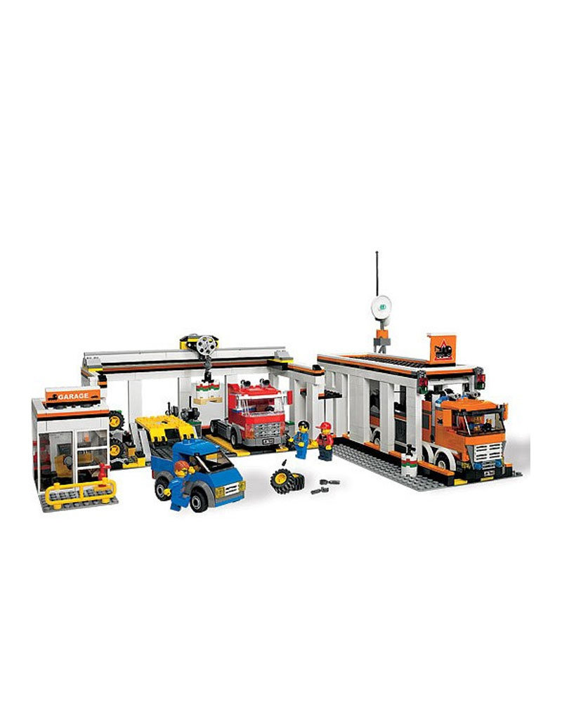 LEGO 7642 Garage CITY