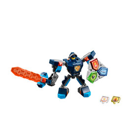 LEGO 70362 Battle Suit Clay NEXO KNIGHTS