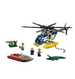 LEGO 60067 Helicopter Pursuit CITY