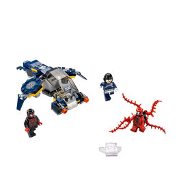 LEGO 76036 Carnage's Shield Sky Attack SUPER HEROES