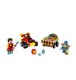 LEGO 76072 Mighty Micros: Iron Man vs. Thanos SUPER HEROES