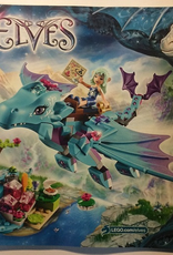 LEGO LEGO 41172 The Water Dragon Adventure ELVES