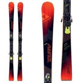FISCHER The Curv GT Ski's Gebruikt 168cm