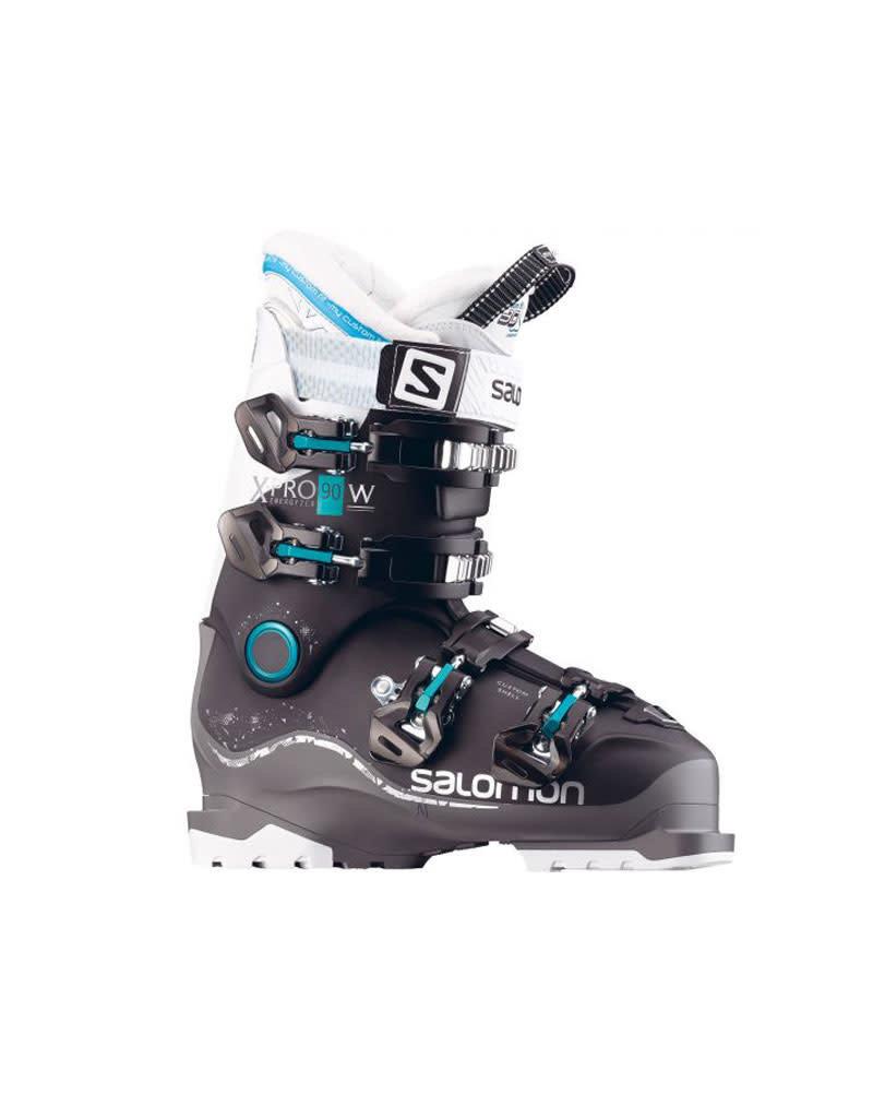 SALOMON Skischoenen SALOMON X Pro 90W gebruikt mt 38
