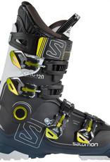SALOMON Skischoenen Salomon Xpro 120 Zwart/wit/Blauw Gebruikt 43 (mondo 28)