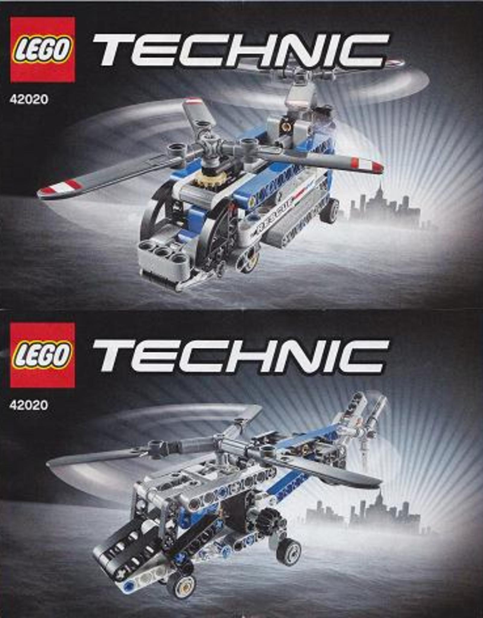 LEGO LEGO 42020 Twin-rotor Helicopter TECHNIC
