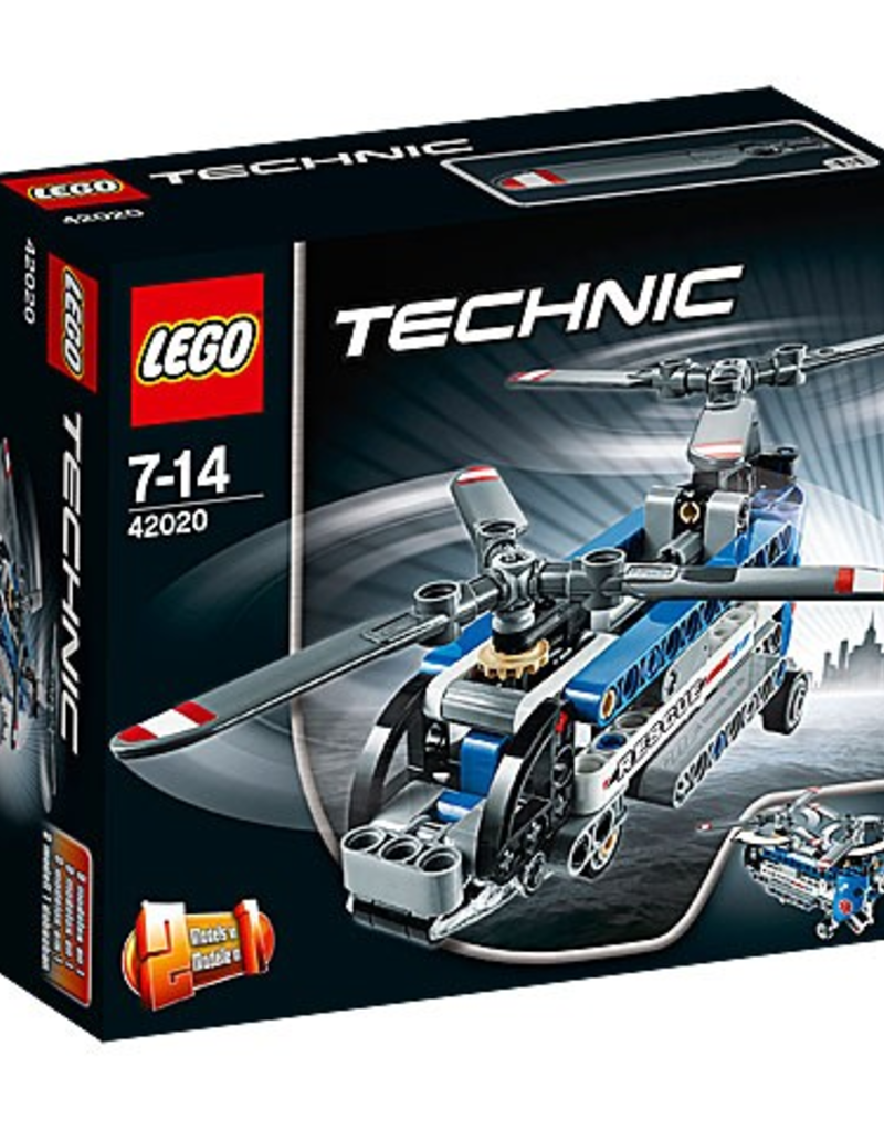 LEGO LEGO 42020 Twin-rotor Helicopter TECHNIC