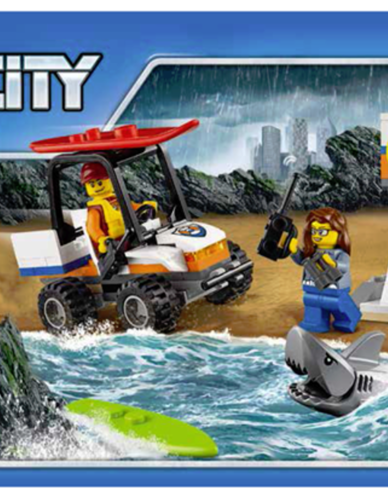LEGO LEGO 60163 Coast Guard Starter Set CITY