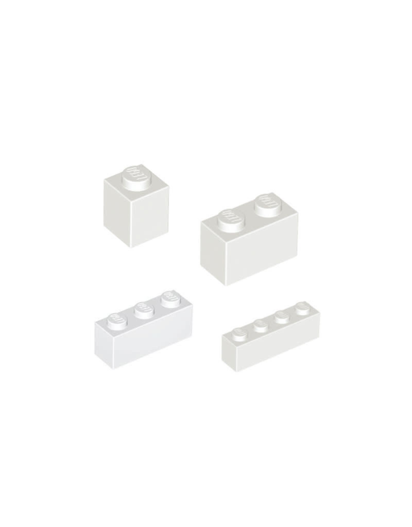 LEGO LEGO Blokken (hoog 1x1-1x2-1x3-1x4)