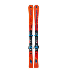 ATOMIC Atomic Redster X9 Oranje Ski's Gebruikt