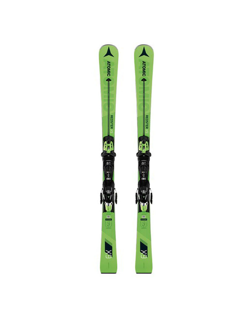 ATOMIC Atomic Redster X9 Groen Ski's Gebruikt