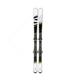 SALOMON Salomon 24 HRS X-Max (18/19) Ski's Gebruikt