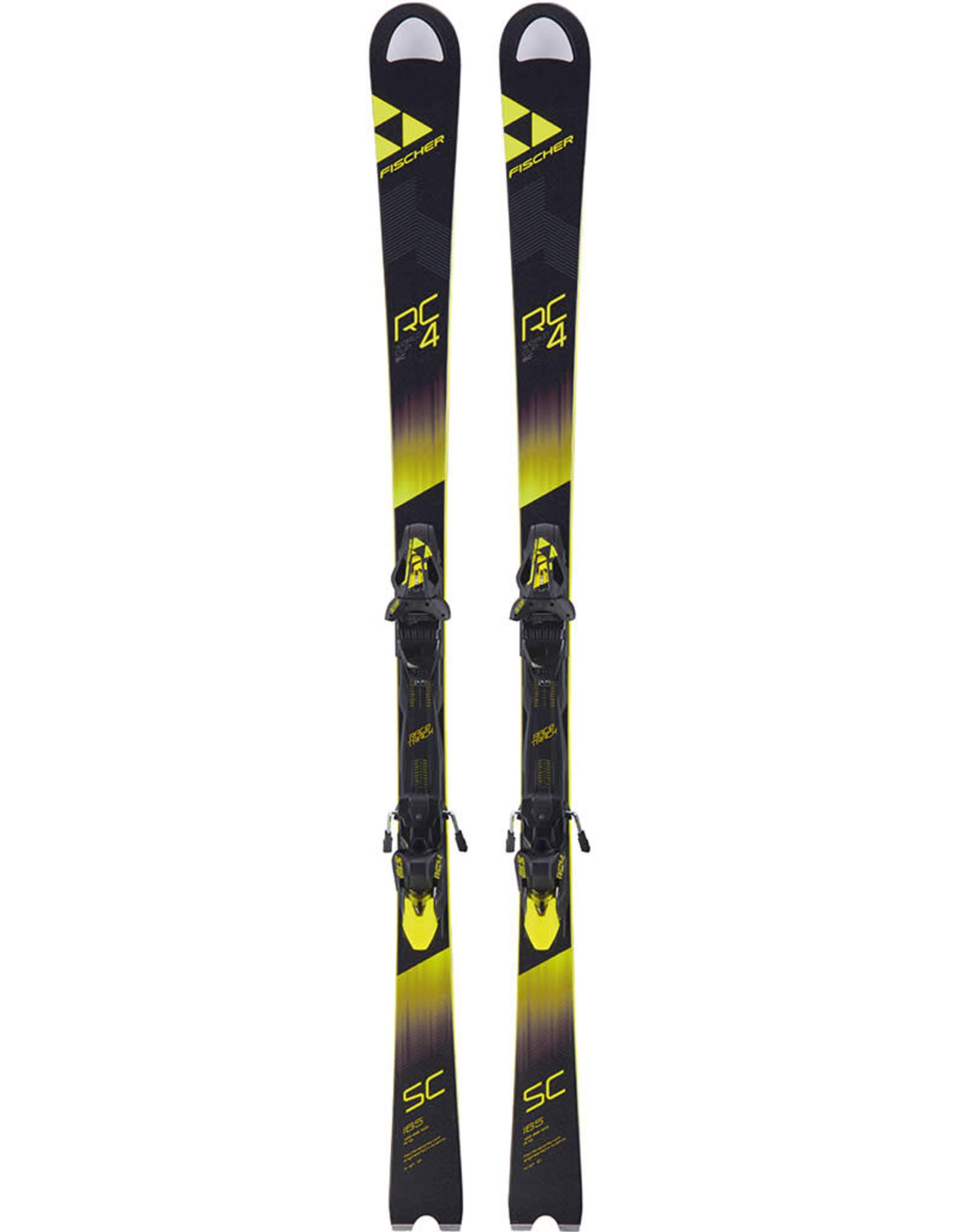 FISCHER Fischer RC4 Worldcup SC (18/19) Ski's Gebruikt