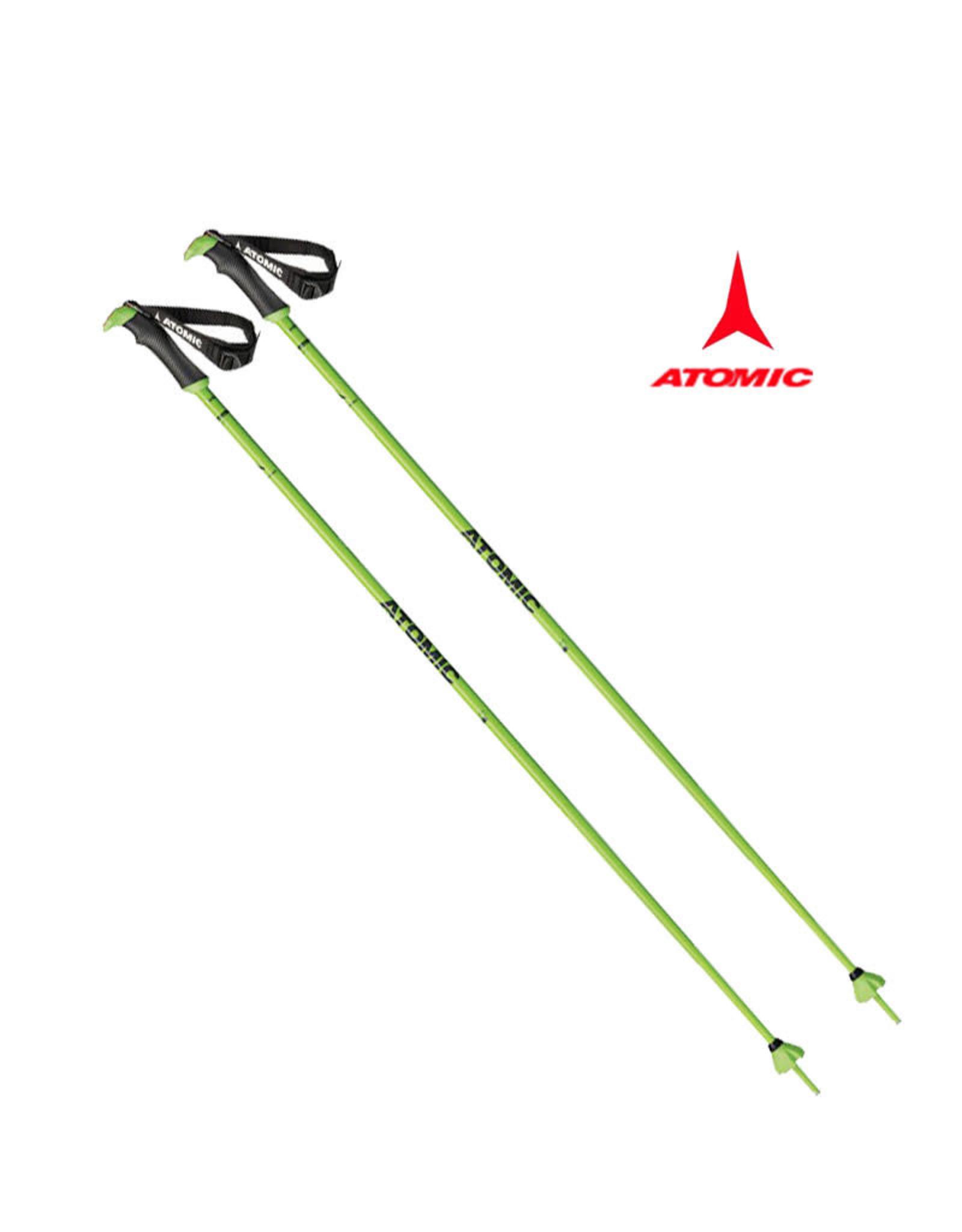 ATOMIC SKISTOKKEN ATOMIC Redster X SQS Green