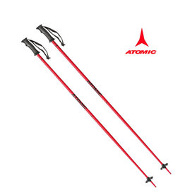 ATOMIC SKISTOKKEN AMT Red/Black