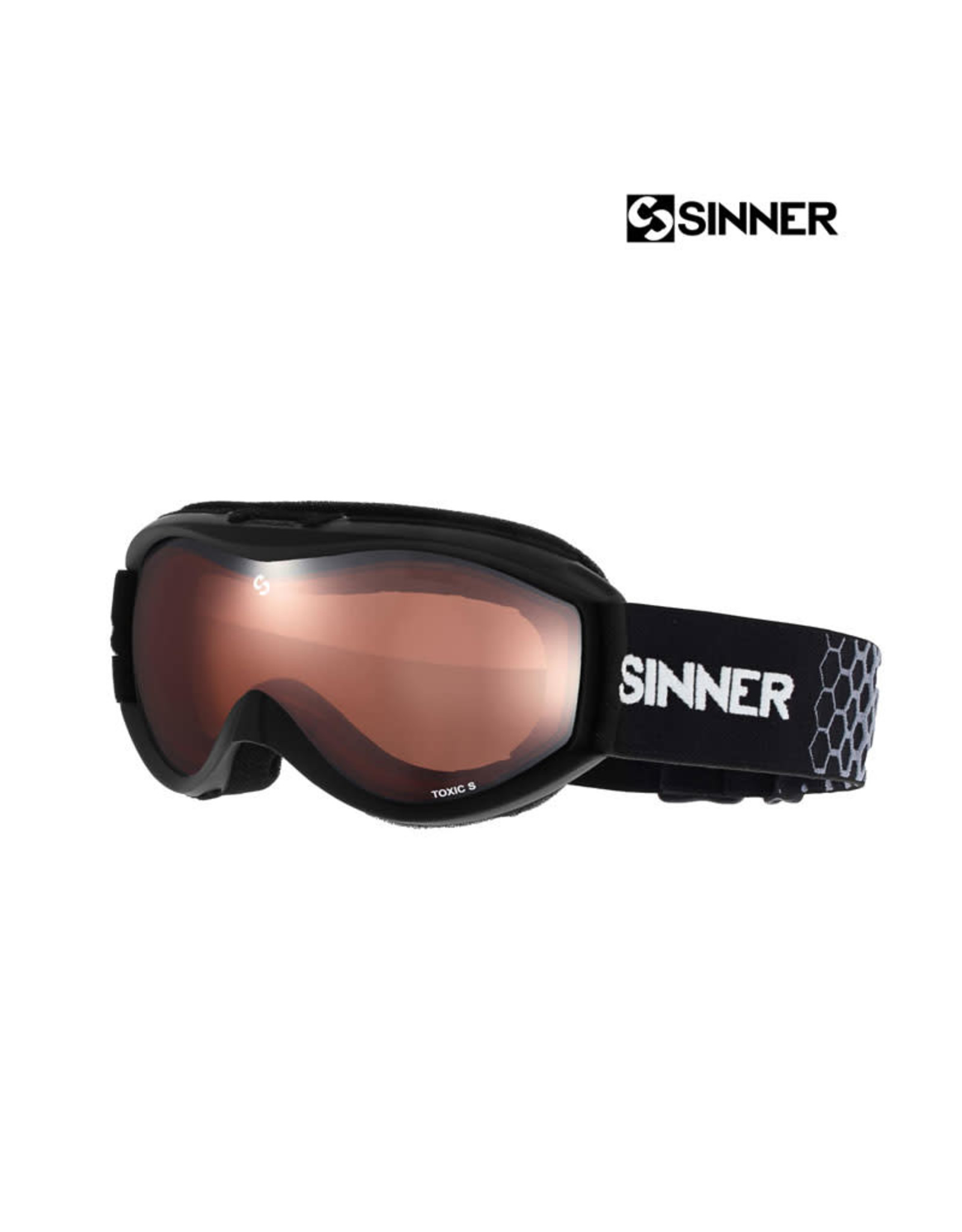 SINNER SKIBRIL SINNER DUCK MOUNTAIN Mat Black Jr.